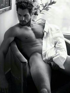 David Gandy....I might have a wii bit of a crush :-)