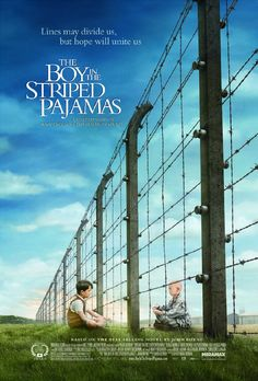 The Boy in the Striped Pajamas (grab some tissues)
