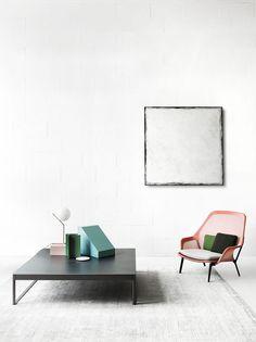 ICARO 015 SMALL TABLE / DESIGN CARONNI - BONANOMI / BY DESALTO / YEAR 2015 | #cologne2016 #imm16