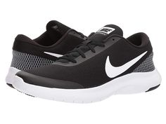 Nike Flex Experience RN 7 Men s Running Shoes Black White White Best Running  Shoes a5ef6975b