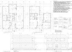 home plan west vancouver New Home Designs, Vancouver, House Plans, New Homes, House Design, How To Plan, Architecture, New House Designs, Arquitetura