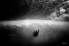 New Gorgeous Underwater Wave Photography by Sarah Lee - My Modern Metropolis