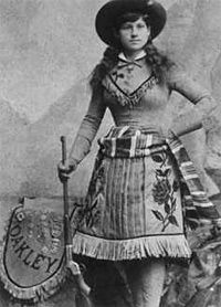 Holy Ordinary: The Sacraments of Everyday Life: Lost Quaker Journals: #1 -- Annie Oakley