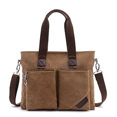 656efdb309 Canvas Laptop Bag, Canvas Crossbody Bag, Canvas Tote Bags, Tote Purse,  Canvas