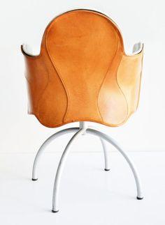 Vico Magistretti voor Depadova - fauteuil, Incisa
