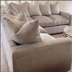 We are taking orders on pre-Christmas delivery for our made to order sofas! 12 months interest free credit available Selling Furniture, Furniture Making, Luxury Furniture, Furniture Design, Brentwood Essex, Sofa Design, Interior Design, Bespoke Sofas, Furniture Boutique