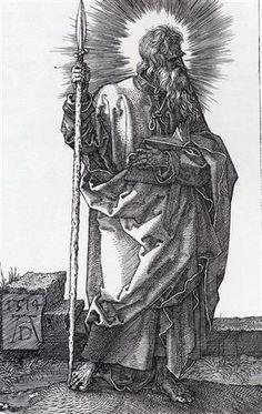 St. Thomas - Albrecht Durer