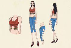 One Piece Comic, One Piece Fanart, One Piece Anime, Character Model Sheet, Character Modeling, Character Design, One Piece Pictures, One Piece Images, Anime Inspired Outfits