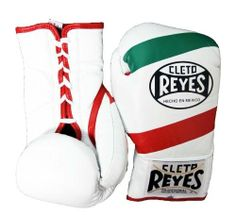 Cleto Reyes Official Fight Boxing Gloves - Mexican Flag (10oz) by Cleto Reyes. $179.99. The most sought after Pro Fight Glove in the game. Hand made in Mexico Quilted horse hair and foam padding The glove of choice for K-1 Japan All leather construction Available in 8oz or 10oz.