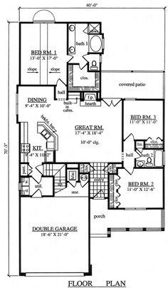122 best home plans images in 2019 house floor plans home rh pinterest com