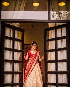 The Bride... Shagun . . . Visit us on http://ift.tt/1IhokW9  #OurWeddingChapter  #delhi #mumbai #photography #wedding #bride #indianbride #love #wedmegood #indianwedding #WeddingSutra #weddingphotography #mehandi  #portrait #lehanga #shaadisaga  #pic #photo #igers #instamood #instagood #instadaily #weddingplz #symmetry #bigfatindianwedding #coolbride #destinationwedding #destinationweddingphotographer #entrance