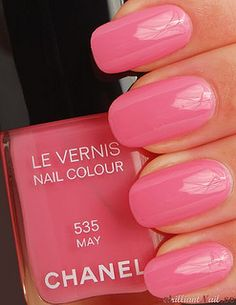 Chanel Le Vernis 535 MAY