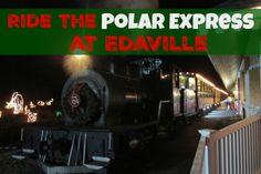 Ride the Polar Express at Edaville