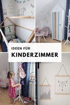 Kinderzimmer Ideen: Kinderzimmer einrichten ist oft eine Herausforderung. Hier findet man Ideen für ein Schulkind Kinderzimmer bzw. ein Mädchen Kinderzimmer. Das Skandi Kinderzimmer ist nicht nur unheimlich gemütlich, sondern bietet auch viel Platz zum Basteln, Lesen und Spielen. Kids Zone, Home Interior, Toddler Bed, Inspiration, Lifehacks, Furniture, News, Home Decor, Cool Kids Rooms