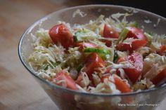 7 salate delicioase cu varza. Salate vegane pentru slabit sanatos – Sfaturi de nutritie si retete culinare sanatoase Potato Salad, Cabbage, Grains, Rice, Potatoes, Vegetables, Ethnic Recipes, Food, Parenting