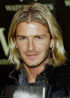 David Beckham in 2003