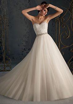 gorgeous straps crystals removable shoulder wedding dress
