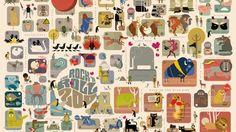 De Rock 'n Roll Zoo prints rocken aan je muur