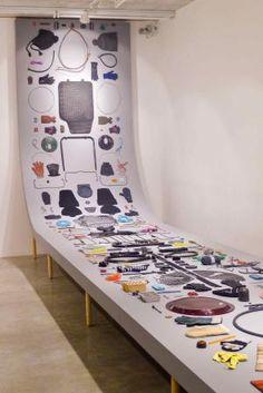 deconstruction. Fuorisalone 2014: trend analysis Anne Fabricius Moller at Milan Design Week 2014
