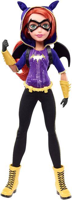 Amazon.com: DC Super Hero Girls Bat Girl Figure: Toys & Games