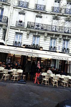 CAREET@PARIS2014