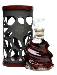 A special 30 year old brandy from Torres, named for the founder of the House, Jaime Torres Vendrell. It's a blend of brandies from their oldest soleras, including Parellada wines originally destine...