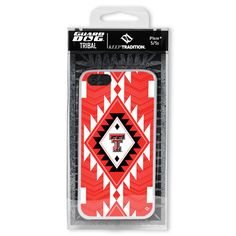 Texas Tech Red Raiders Paulson Designs Tribal Case for iPhone® 5/5s-MobileMars