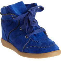 #IsabelMarant Bobby Suede Sneakers Blue  isabel marant shoes,isabel marant boots,Isabel marant sneakers