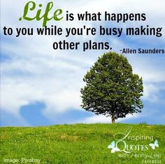 Life quote via Inspiring Quotes with Penny Lee on Facebook