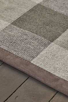 From The Tailormade Collection Of Flatweave Wool Rugs Made To