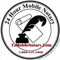 http://www.ezmobilenotary.com - Visit Pasadena mobile notary service to get your legal documents notarized without leaving your place. Call our 24x7 helpline 1-800-547-1668 to get an appointment.
