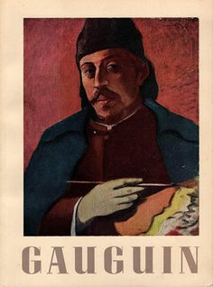 Gauguin: Paintings, Drawings, Prints, Sculpture. Exhibition catalog. Essay by Theodore Rousseau, Jr. Illustrated in B/W and color (26075) by ArtPaperEtc on Etsy