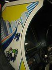 SEGA TURBO UPRIGHT ARCADE GAME - Racing Arcade, Antique!! - ANTIQUE, ARCADE, Game, RACING, SEGA, TURBO, upright
