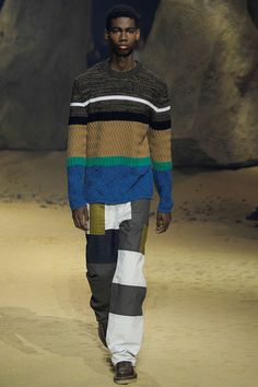 The newest collection from Kenzo proves fun , futuristic, and visually dynamic. #ParisFashionWeek #SS16