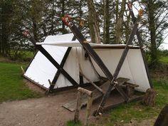viking a frame interior | Tents - Ribe Viking Centre