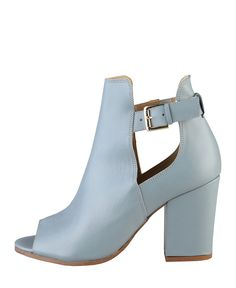 Arnaldo toscani - scarpe donna - collezione primavera/estate - stivaletti open toe - chiusura con laccetto - tomaia: ver - Stivaletto donna Grigio