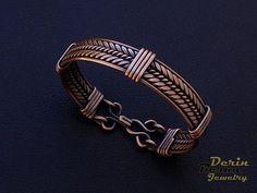 Men copper cuff bracelet,Copper Men Bracelet,Wire Twisted Bracelet Men accessories,Men Viking cuff Bracelet,Men Cuff Bracelet,Free Shipping by BernaDerin on Etsy