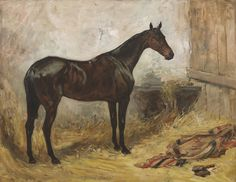 Donna Elvira by John Emms (1843-1912) http://www.rountreetryon.com/