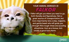 Who Should Be Your Animal Sidekick?