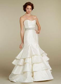 little white dress..