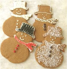 Light Spice Holiday Cookies: step-by-step photos and tips.