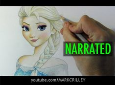 Okay so I know this isn't MY art everyone but I was thinking of holding an art contest on who can draw Elsa from this tutorial. I don't know what all you guys like for prizes but I was thinking of doing like me drawing whatever. Vivian White will be a judge w/ me and If you want to join comment. When you enter your art hashtag it with #myawesomeelsadrawing due is 31st