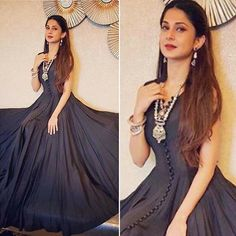 Pakistani Dresses, Indian Dresses, Indian Outfits, Indian Designer Suits, Western Dresses, Bollywood Fashion, Indian Fashion, Women's Fashion, Beautiful Outfits