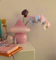 Pastel Decor, Pastel Room, Room Ideas Bedroom, Bedroom Decor, Bedroom Inspo, Indie Room, Cute Room Decor, Pretty Room, Aesthetic Room Decor