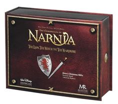 Amazon.com: CHRONICLES OF NARNIA PETER'S CHRISTMAS GIFT: Toys & Games