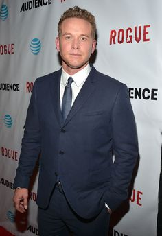 Cole Hauser attends the party celebrating AT&T's 'ROGUE'