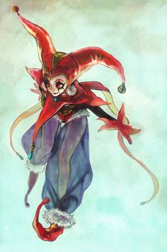 Harle from Chrono Cross ✤ || CHARACTER DESIGN REFERENCES | Find more at…