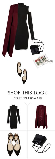 """Inspired by top sets (from ppl who know how to put colors together ;) )"" by indiemess1 ❤ liked on Polyvore featuring Versus, WithChic and Jimmy Choo"