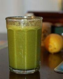Lime Green Machine - HolFit - Plan to Eat