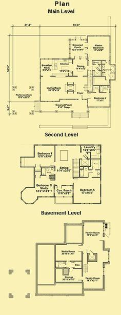 adirondack lodge house plan 07034 1st floor plan craftsman style rh pinterest com